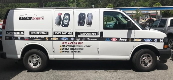 Stone Mountain Car Locksmith