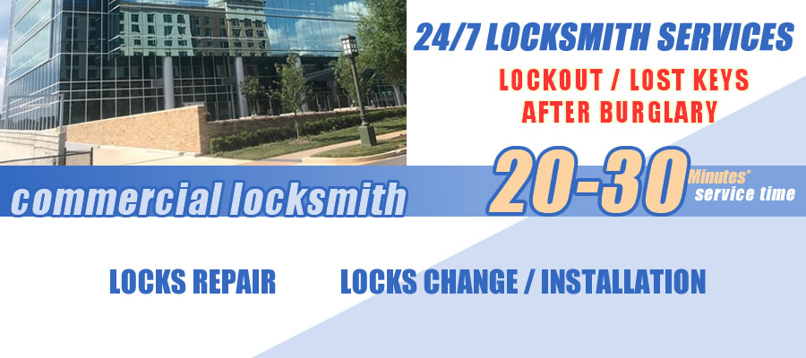 Commercial locksmith Stone Mountain