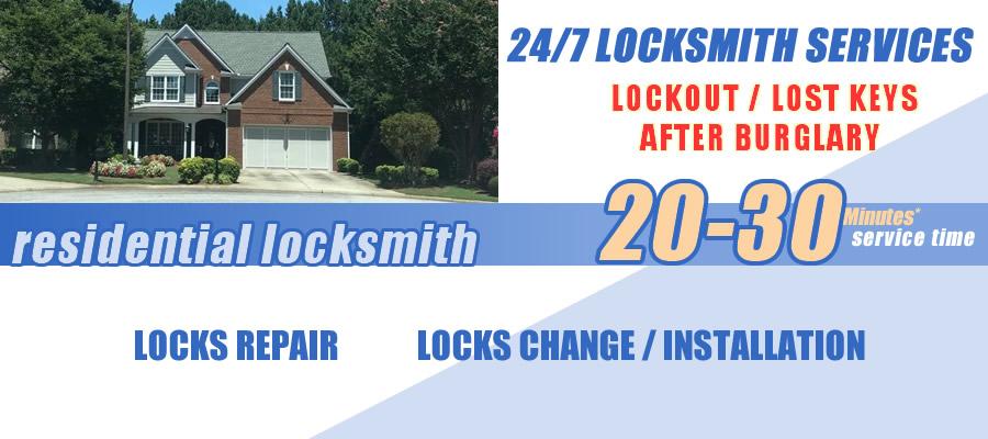 Residential locksmith Stone Mountain